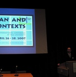 """Lecture by Board Director Frederick F. Chien at the International Conference """"Taiwan and Its Context"""""""