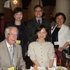 Reception to Celebrate the Foundation's Twentieth Anniversary, European Region