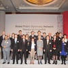 Chief Secretary Tsui-yin Sung Attended the Global Public Diplomacy Network Inaugural Assembly in Korea