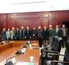President Yun-han Chu Visited Wuhan University