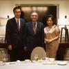 Korean Foundation President Hyun-seok Yu Visited the Foundation