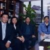 Vietnam Academy of Social Sciences Delegation visited the Foundation