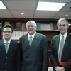 Asia New Zealand Foundation Delegation visited the Foundation
