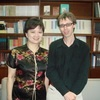 Professor Dafydd Fell, Director of the Centre of Taiwan Studies, SOAS, University of London, visited the Foundation