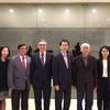 韓國高等教育財團朴仁國事務總長來訪