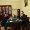 朱雲漢執行長拜訪俄羅斯聖彼得堡大學