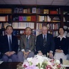美國哈佛大學John Rosenfield教授來訪