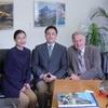 朱雲漢執行長拜會德國杜賓根大學校長Eberhard Schaich博士
