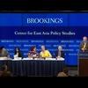 朱雲漢執行長出席布魯金斯學會(Brookings Institution)「東亞軟實力競爭」研討會發表演講