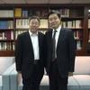 中國社會科學院社會發展研究院張翼院長來訪
