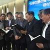 朱雲漢執行長赴山東大學出席「全球漢籍合璧與漢學合作研究研討會」