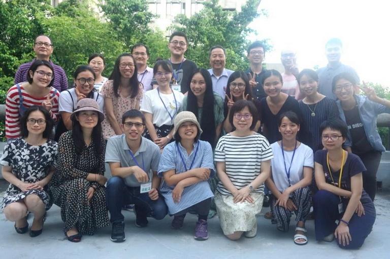 20170702第五屆兩岸人類學研習營:「民族誌研究與非虛構寫作」