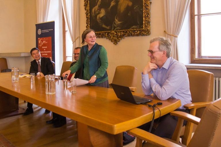 基金會成立三十周年系列講座:歐洲地區-田海教授