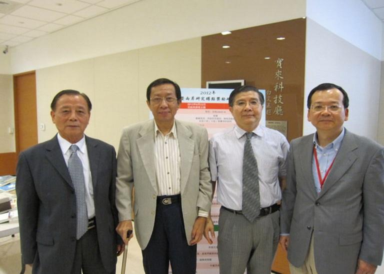 2012兩岸暨國際菁英蹲點獎助研究生研習營