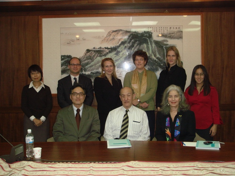 20071211美中關係全國委員會訪問團來訪
