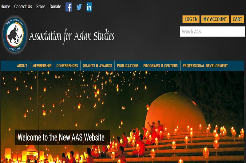美國亞洲學會
